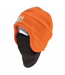 Carhartt Men's High-Visibility Color Enhanced Fleece 2-In-1 Hat 100795