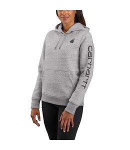 Carhartt Women's Clarksburg Graphic Sleeve Pullover Sweatshirt 102791