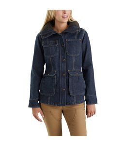 Carhartt Women's Weathered Duck Wesley Coat 102247