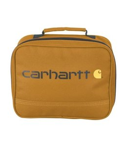 Carhartt Iconic Brown Lunch Box 291801