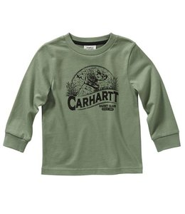Carhartt Boy's Toddler Graphic Tee CA6101
