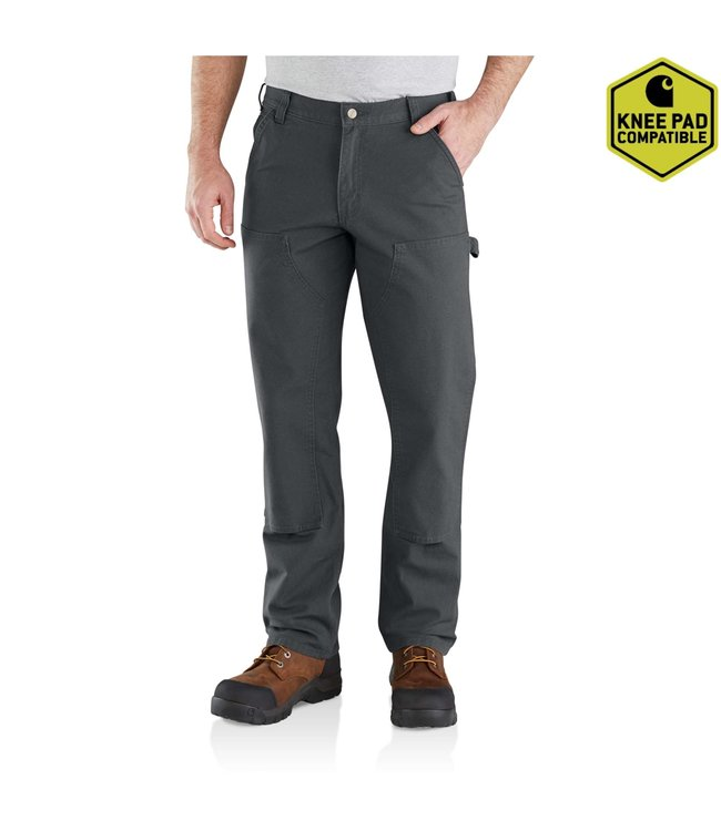 Carhartt Men's Rugged Flex Relaxed Fit Duck Double Front Pant 103334