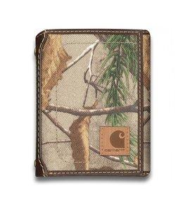 Carhartt Mossy Oak Camo Trifold Wallet 61-2241