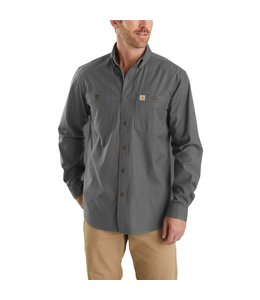 Carhartt Men's Rugged Flex Rigby Long-Sleeve Work Shirt 103554