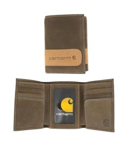 Carhartt Two-Tone Trifold Wallet B0000216