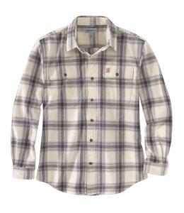 Carhartt Men's Original Fit Flannel Long-Sleeve Plaid Shirt 104451