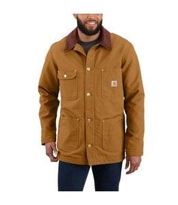 Carhartt Men's Firm Duck Chore Coat 103825