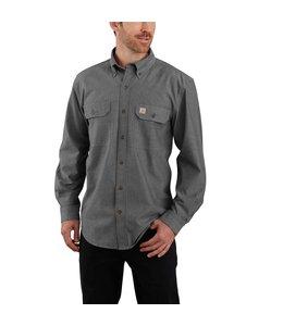 Carhartt Men's Original Fit Midweight Long-Sleeve Button-Front Shirt 104368