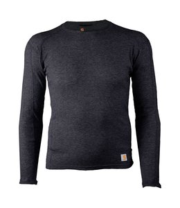 Carhartt Men's Base Force Cotton Midweight Crew Top MBL148