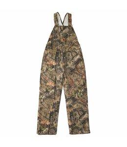 Carhartt Boy's Mossy Oak Camo Bib Overall Quilt Lined CM8668