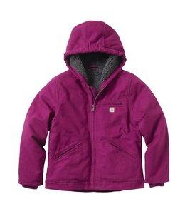 Carhartt Girl's Sherpa Lined Sierra Jacket CP9547