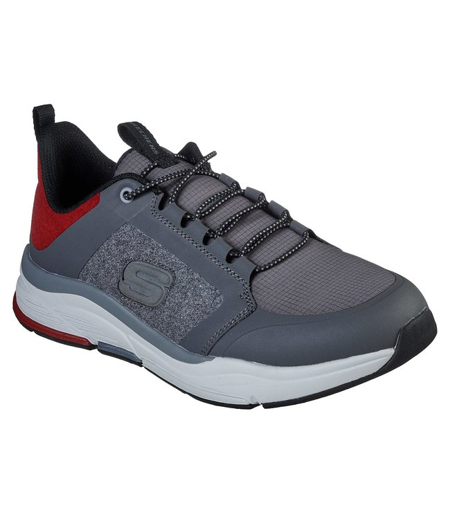 Skechers Men's Relaxed Fit: Benago - Lorcan 210019 GRY
