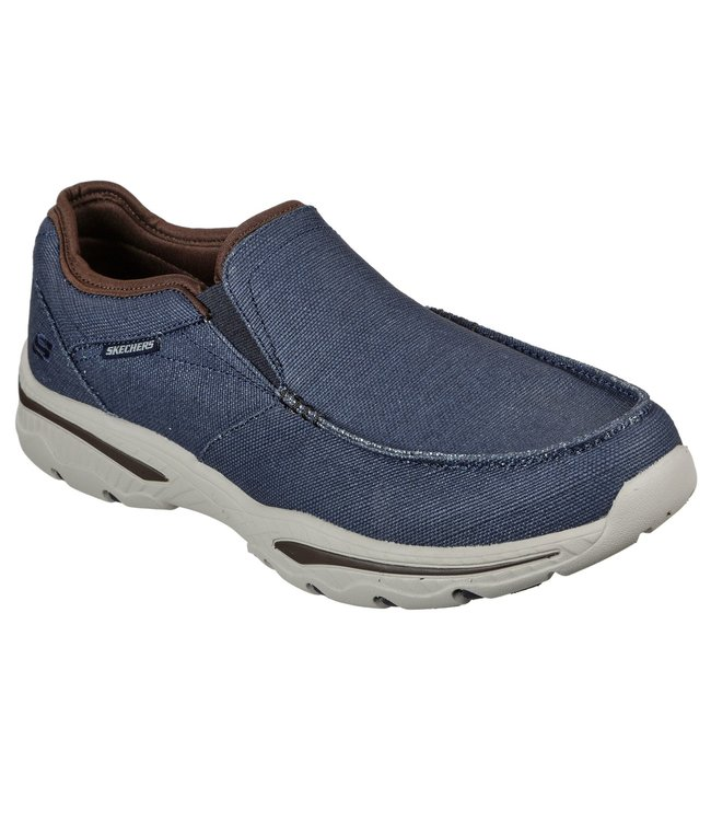 Skechers Men's Relaxed Fit: Creston - Shoals 204038 NVY