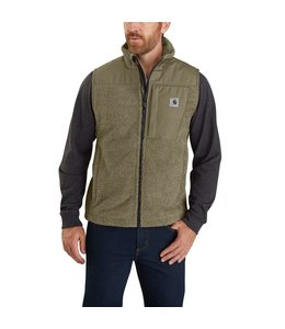 Carhartt Men's Yukon Extremes Wind Fighter Fleece Vest 104515
