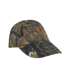 Carhartt Boy's Mossy Oak Camo Canvas Cap CB8972