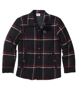 Carhartt Boy's Sherpa Lined Flannel Shirt Jac CP8544