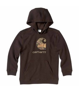 Carhartt Boy's Long Sleeve Big C Sweatshirt CA6144