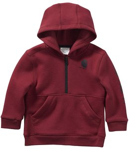 Carhartt Boy's Infant/Toddler Half Zip Sweatshirt CA6129