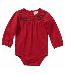 Carhartt Girl's Infant Long Sleeve Shirred Yoke Bodyshirt CA9796