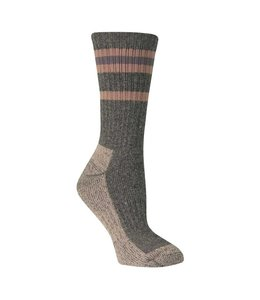 Carhartt Women's Heavy Duty Thermal Crew Sock 2 Pack WA821-2