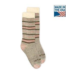 Carhartt Women's Heavyweight Wool Boot Sock with Sweater Top CHWA4680B1