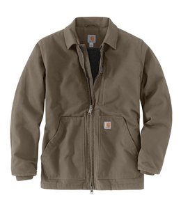 Carhartt Men's Sherpa-Lined Coat 104293