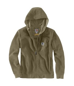 Carhartt Men's Yukon Extremes Wind Fighter Fleece Active Jac 104467