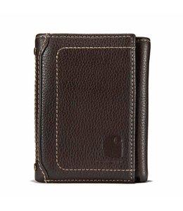 Carhartt Nubuck Pebble Trifold Wallet B0000209