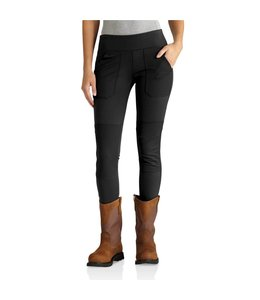 Carhartt Women's Force Fitted Midweight Utility Legging 102482