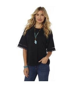 Wrangler Women's Retro Western Fashion Top LWK781X