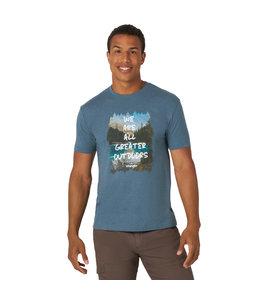 Wrangler Men's ATG Greater Outdoors Graphic T-Shirt NSK12MK