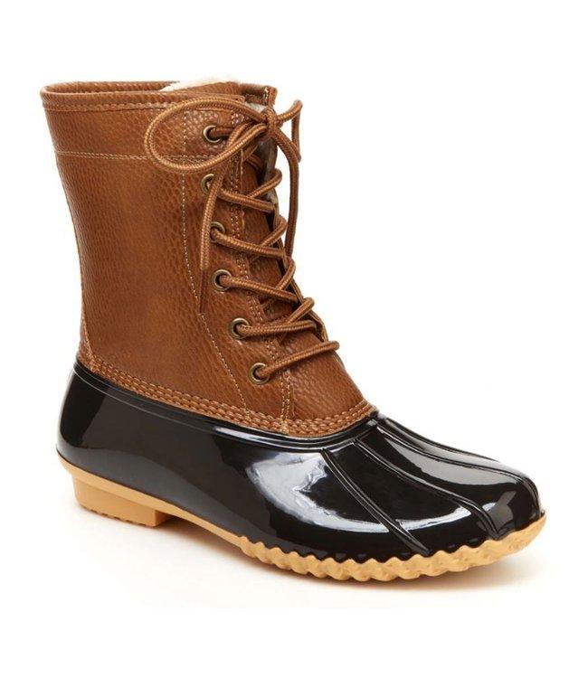 Jambu Women's Maplewood Waterproof Duck Boot B9MAW34