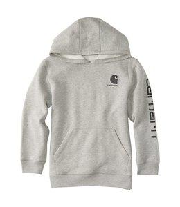Carhartt Boy's Logo Sweatshirt CA8850