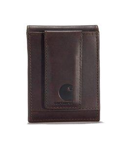 Carhartt Oil Tan Front Pocket Wallet B0000221