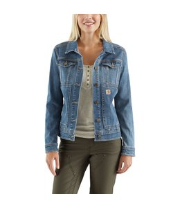Carhartt Women's Benson Denim Jacket 102970