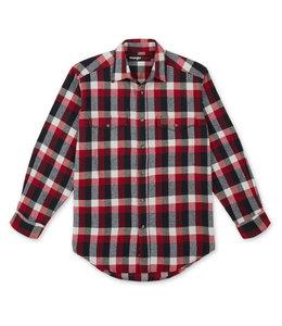 Wrangler Men's RIGGS WORKWEAR® Heavy Weight Flannel Work Shirt 3W532RE