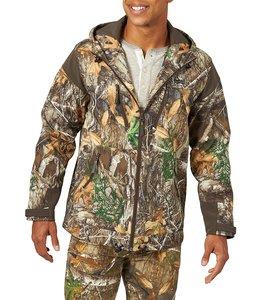 Wrangler Men's ATG Camo Softshell Hooded Jacket NSJ16ED