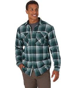 Wrangler Men's ATG Thermal Lined Flannel Shirt NSP21DG