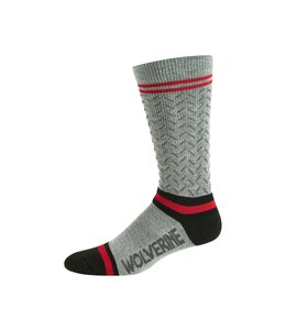 Wolverine Men's 3 Pack Single Shift Plus Crew Sock W91240370