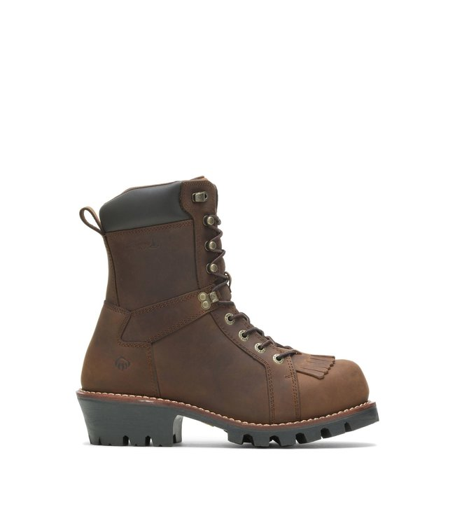 Wolverine Men's Logger 8'' Boot W200070