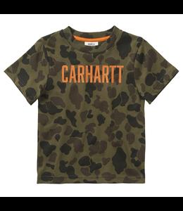 Carhartt Boy's Toddler Camo Tee CA6070