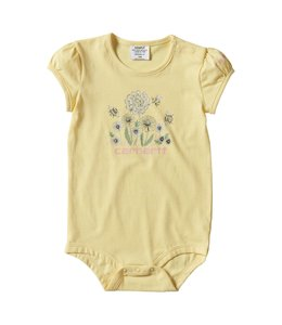 Carhartt Girl's Infant Honey Bee Graphic Bodyshirt CA9814