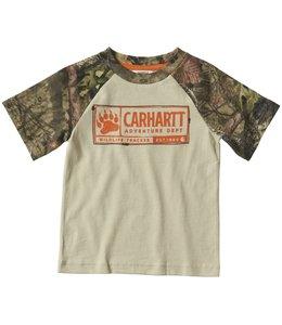 Carhartt Boy's Toddler Adventure Department Tee CA6171