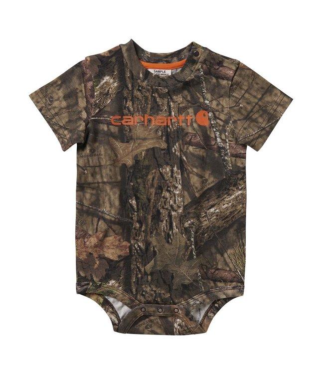 Carhartt Boy's Infant Camo Bodyshirt CA6066