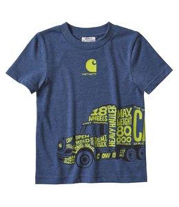 Carhartt Boy's Infant/Toddler Wrap Truck Tee CA6167