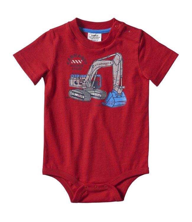 Carhartt Boy's Infant Graphic Bodyshirt CA6160