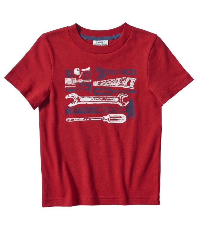 Carhartt Boy's Tool Toss Graphic T-Shirt CA6178