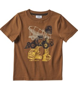 Carhartt Boy's Graphic T-Shirt CA6169