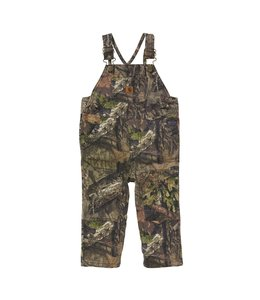Carhartt Boy's Infant/Toddler Camo Canvas Bib Overall CM8674