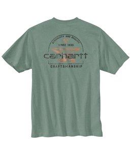 Carhartt Men's Relaxed Fit Heavyweight Short-Sleeve Pocket Anvil Graphic T-Shirt 104613